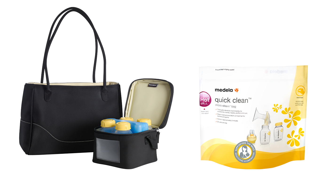 Medela Offers Mums A Range Of Accessories That Make Tfeeding T Milk Pumping And The Process Collecting Handling Storing