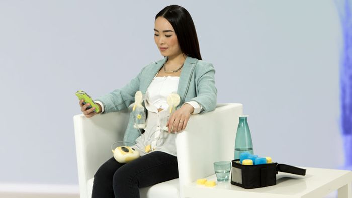 Hands Free Pumping Tips And Instructions Medela