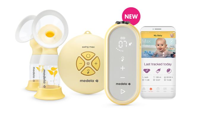 Breast Pumps Pumping Breast Milk Medela