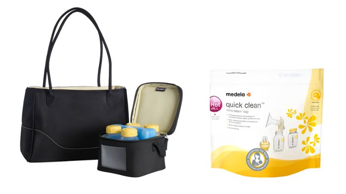 Breastfeeding And Pump Accessories Medela