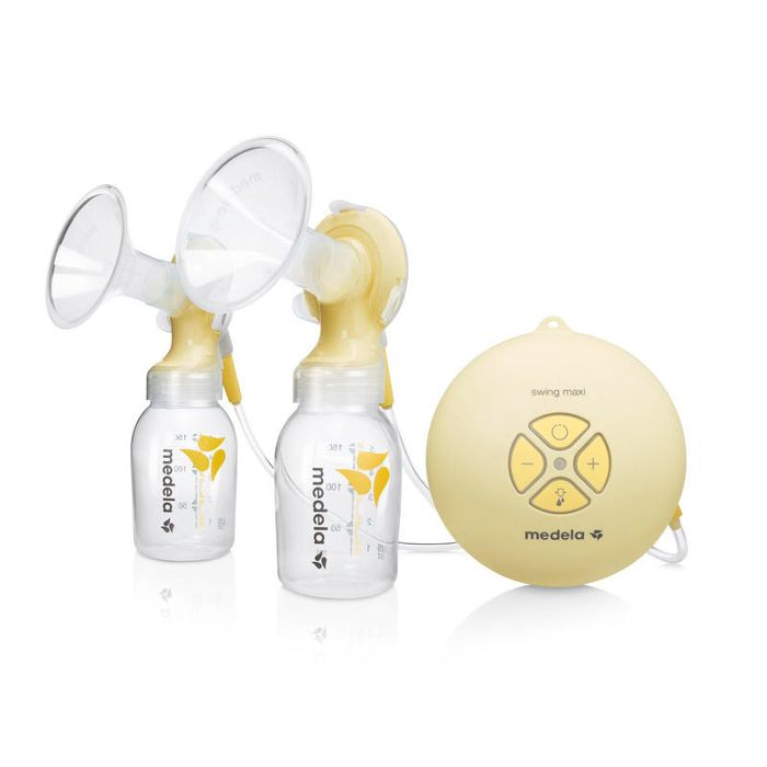 Swing Maxi Flex Personalised Double Electric Breast Pump