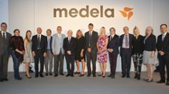 Medela Symposium 2017 Group photo