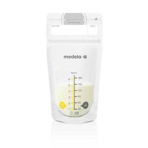 Breast Milk Storage Bags Breastfeeding Products Medela