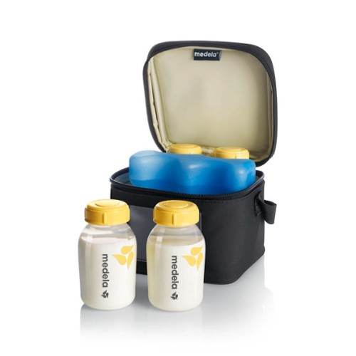 Medela S Cooler Bag Is Perfect For Safely Transporting T Milk To And From Work Day Care While Keeping It Cool