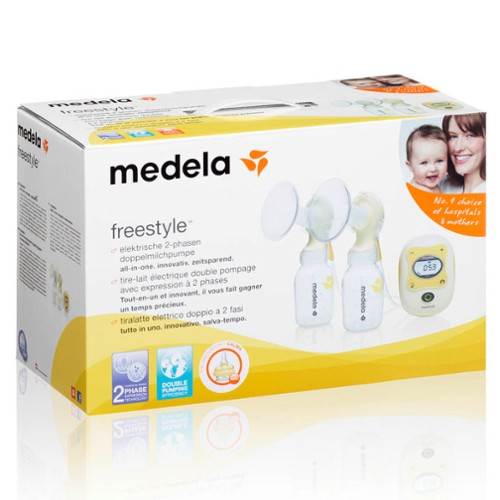 Freestyle Double Electric Breast Pump Medela