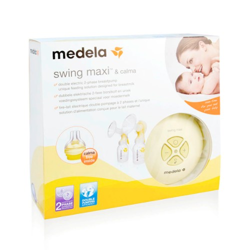 Swing Maxi Double Electric Breast Pump Medela