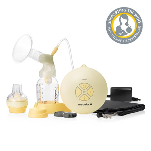 Pump and Go Complete Breast Milk Set