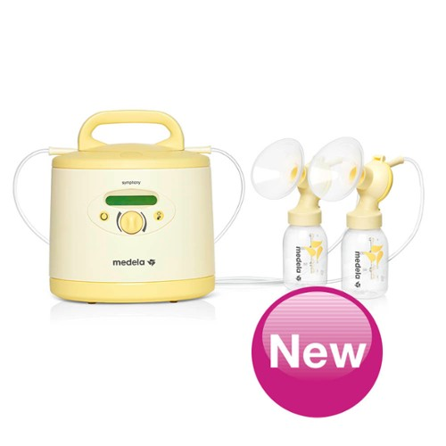 breast medela pump rental symphony