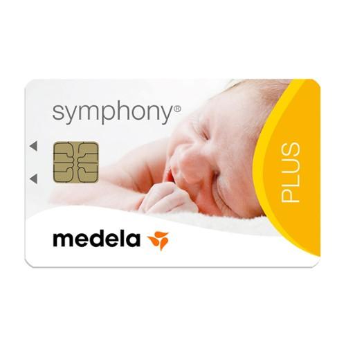 Symphony Plus Program Card For Symphony Breast Pump Medela