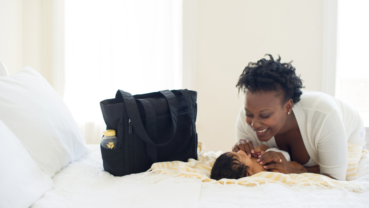 Giving You Baby Breast Milk  Pumping  Medela-6360
